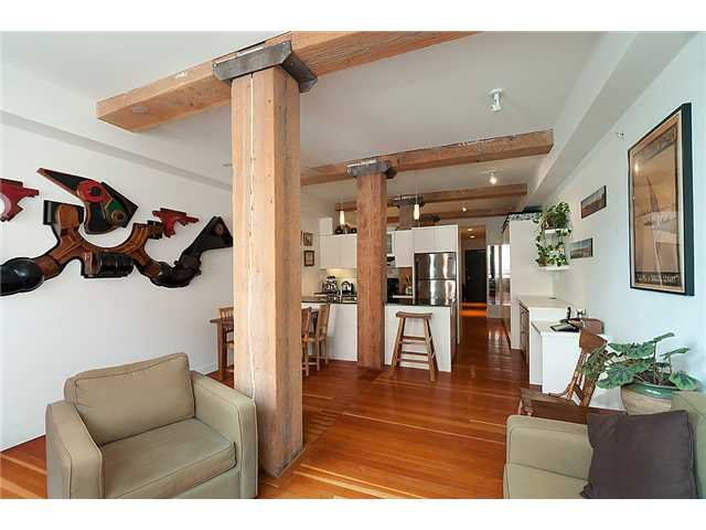 Sold 203 310 Water St For Sale Vancity Lofts