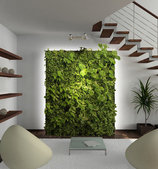 DIY Green Wall Decor