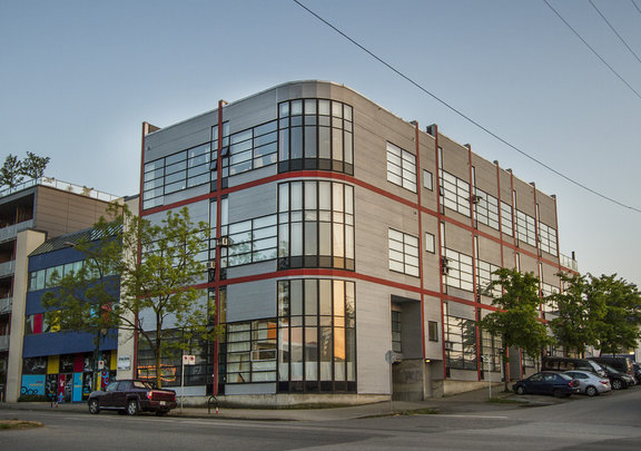 107 1850 LORNE STREET, Vancouver - R2040759