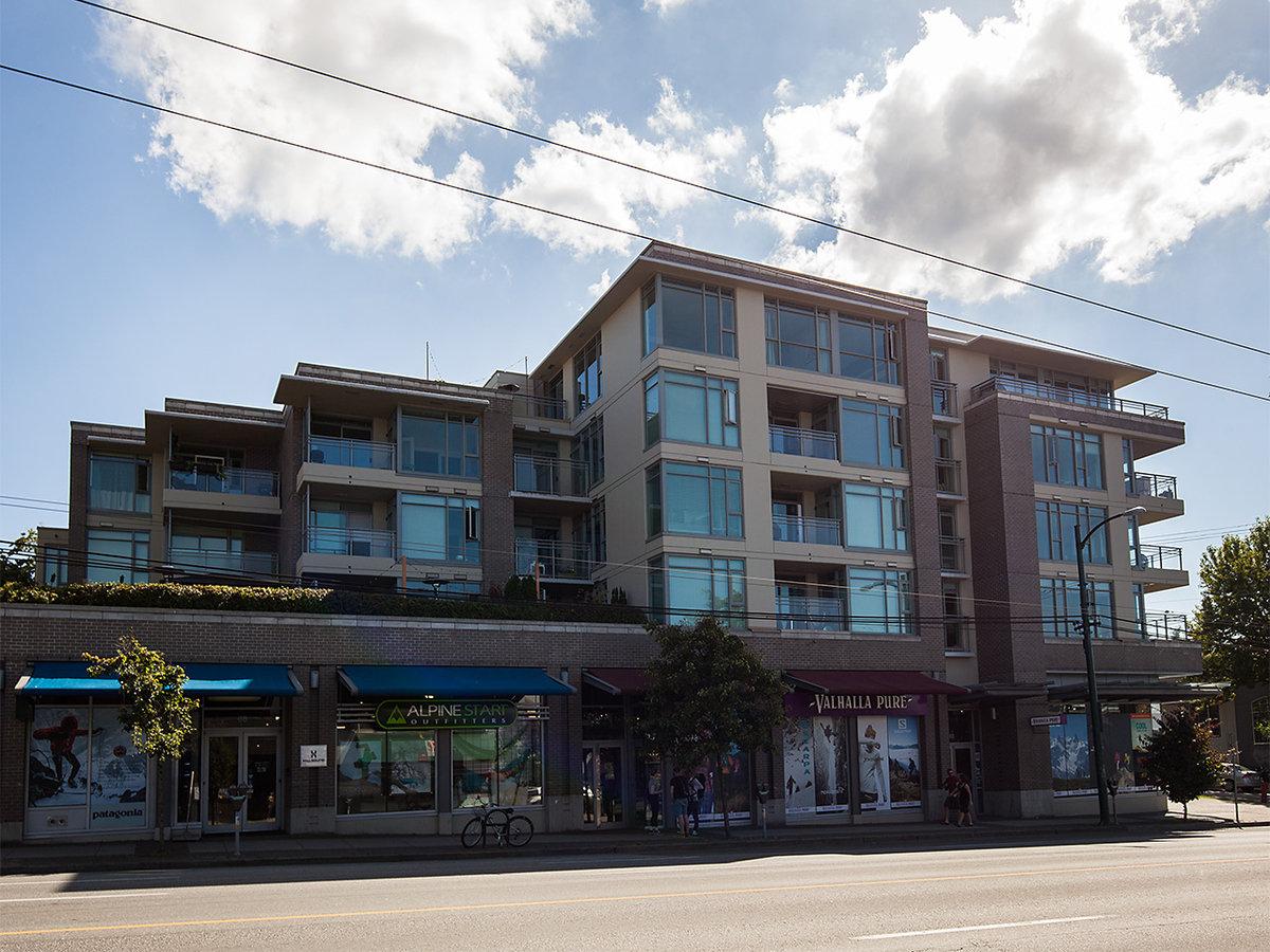 Sold 506 2520 Manitoba Street For Sale Vancity Lofts