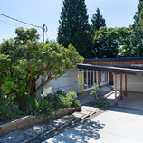 Dreamy Mid Century Modern Home :: 1191 E 15th Street, North Vancouver