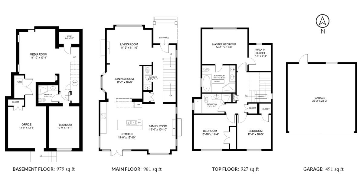 Point Grey Custom Home 4364 W 9th Ave Blu Realty