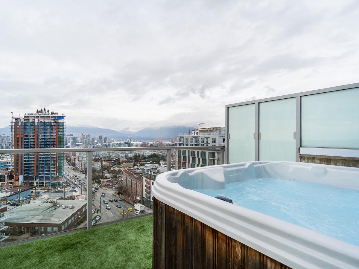 1201 2770 SOPHIA STREET, Vancouver - R2236854